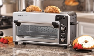 Hamilton Beach ToastStation Toaster/Toaster Oven