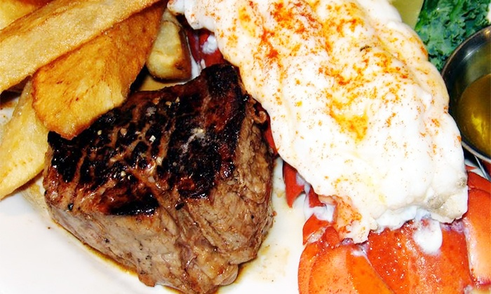 Peerless Restaurant - Knoxville: $24 for $40 Worth of Steaks and Seafood at Peerless Restaurant