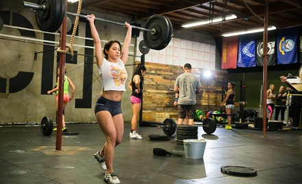 CrossFit Class Packages at Orange Coast CrossFit (Up to 89% Off). Two Options Available.