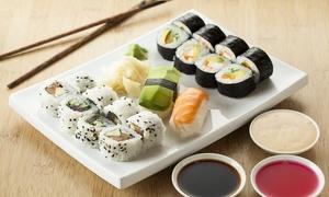 "noodels&sushi 36: רשת 'סושי נודלס 36' , לרגל פתיחת סניף כפ""ס: ארוחה אסיאתית לזוג ב-65 ₪ או לרביעייה ב-129 ₪ בלבד! 7 ימים בשבוע עד הלילה"