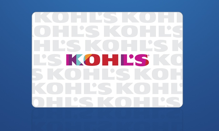 Kohl's: $10 For $20 Kohl's eGift Card