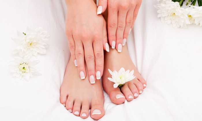 Carie's Place - Fort Wayne: One or Two Mani-Pedis, or a Gel Manicure with Pedicure at Carie's Place (Up to 56% Off)