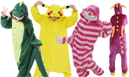 Costume Hooded Pyjamas for £17.99 (67% Off)