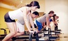 Core Studio (Palo Alto) - Midtown: Four or Eight Core SPX, Core Cycle, or Core 30/30 Fitness Classes at Core Studio (Up to 79% Off)