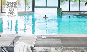 Ròseo Euroterme Wellness Resort: Ròseo Euroterme Wellness Resort: Spa a 4 stelle, piscina termale, massaggio e cena (sconto fino a 50%)