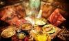 Menu marocain pour 2