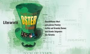 Café Hahn: Ticket für das Ostervarieté im Café Hahn in Koblenz (37% sparen)
