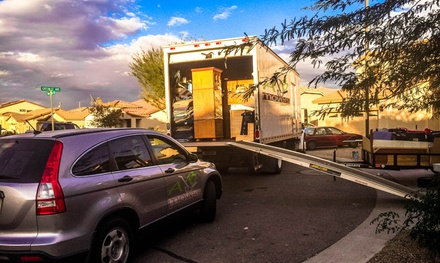 Two Hours of Moving Services from A to B Movers (55% Off)
