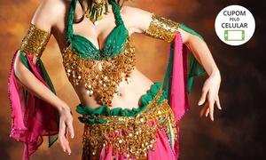 Espaço Ser em Movimento: Espaço Ser em Movimento – Botafogo: 1 ou  3 meses de dança de salão, dança do vente ou Zumba