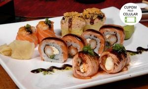 Koy Sushi: Combinado com 10, 15, 30, 50 ou 80 peças no Koy Sushi – Boa Viagem