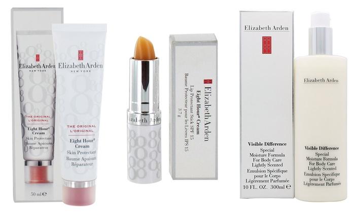 Groupon Goods Global GmbH: Elizabeth Arden Skin Care Cosmetics