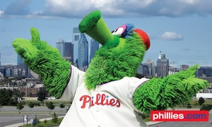 Philadelphia Phillies — Up to 50% Off at Philadelphia Phillies, plus 6.0% Cash Back from Ebates.