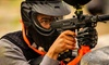 Up to 94%  Off Paintball Packages at Combat Paintball Park