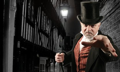 image for Ghost Walk for Two, Four or a Family with Ghost Keeper (Up to 60% Off)