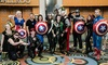 Up to 57% Off Admission to Salt Lake Comic Con