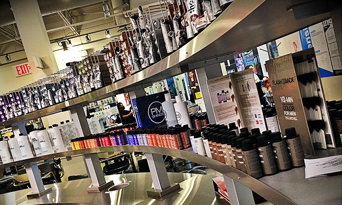 Paul Mitchell The School Bradley - Northfield Square Mall: One, Two, or Three Deep-Conditioning Treatments with Blowouts at Paul Mitchell The School Bradley (Up to 46% Off)