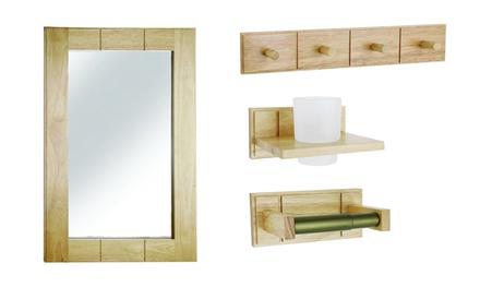 Croydex Maine Bathroom Accessories Range