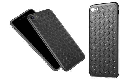 One or Two Weaving Cases for iPhone 6, 6 Plus, 7/8, 7 Plus/8 Plus or X