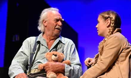 """2 Tickets für die Komödie """"Honig im Kopf"""" vom 07.05. 15.07. im Theater am Dom (50% sparen)"""