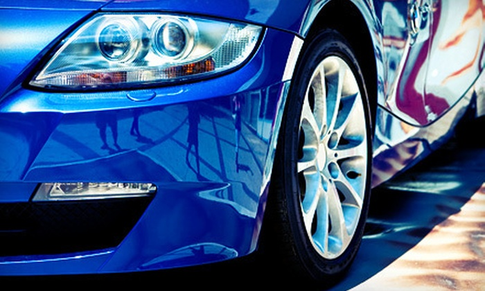 Cobblestone Auto Spa - Multiple Locations: Three Best Express Car Washes or Two Ultimate Full-Service Car Washes at Cobblestone Auto Spa (Up to 55% Off)