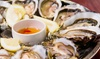 Tony's Oyster Bar - MacGregor: Seafood and American Cuisine for Two People at Tony's Oyster Bar (43% Off)