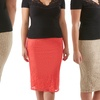 Women's Lace Pencil Skirts in Plus Sizes | Groupon Exclusive (2X & 3X)