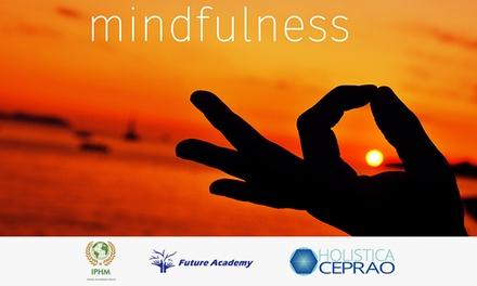 Istruttore Mindfulness certificato a 79,90€euro
