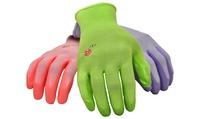 6-Pack Womens Gardening Gloves