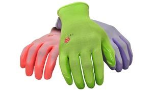 Women's Gardening Gloves (6-Pack)