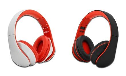 Head Bang Kopfhörer in Weiß oder Schwarz (53% sparen*)