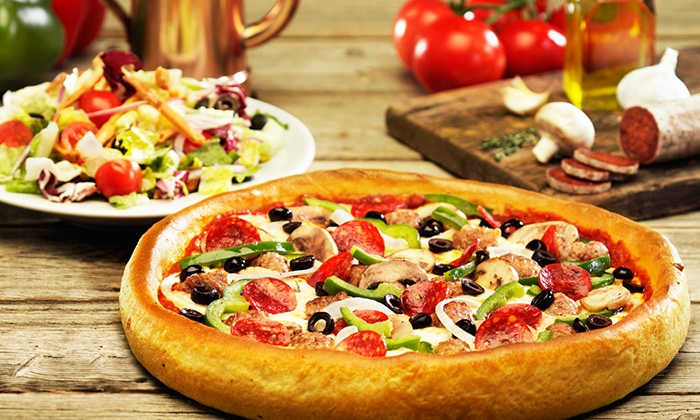 Connie's Pizza Pronto - Glen Ellyn - Glen Ellyn: $7.50 for $15 Worth of Pizza and Fresh-Tossed Salads at Connie's Pizza Pronto - Glen Ellyn