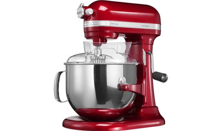 robot p tissier kitchenaid groupon shopping. Black Bedroom Furniture Sets. Home Design Ideas