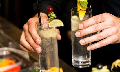 Four or Eight House Cocktails to Share for Two or Four at Pima Bar at the Hilton Liverpool (50% Off)