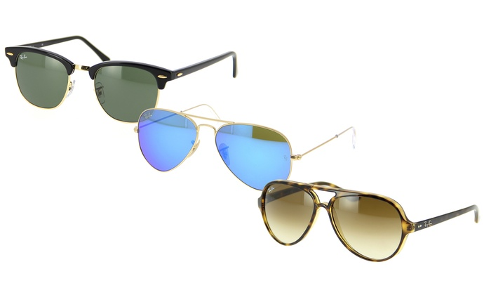 Occhiali da sole Ray Ban | Groupon Goods