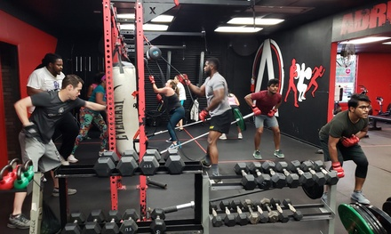 Three or Five Weeks of Unlimited Boot Camp Classes at Adrenaline Rush Training (Up to 87% Off)