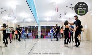 Studio Z Danças - by Carla Ribeiro: Studio Z Danças - by Carla Ribeiro - Vila Hortolândia: 1, 3 ou 6 meses de aulas de dança com matrícula inclusa