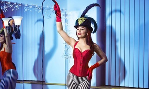 School of Girlesque: Burlesque Classes for One or Two, or an Unlimited Monthly Pass at School of Girlesque (Up to 91% Off)