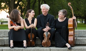 Windermere String Quartet: Infinite Variety: Windermere String Quartet Performs Schubert and Haydn on May 15 at 3 p.m.