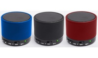 Pur Tech Portable Wireless Bluetooth Speakers