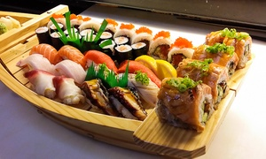 $17 for Japanese Cuisine at Wild Wasabe ($25 Value)