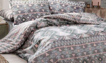 Pieridae Navajo Reversible Duvet Cover Set