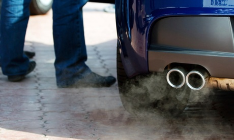 Emissions Test with Courtesy Inspection and Optional DMV Sticker Renewal at Lancer Automotive (Up to 45% Off)