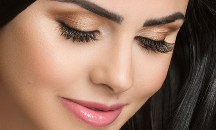 One Full Set of Classic or True Volume Eyelash Extensions at Deka Lash (Up to 62% Off)