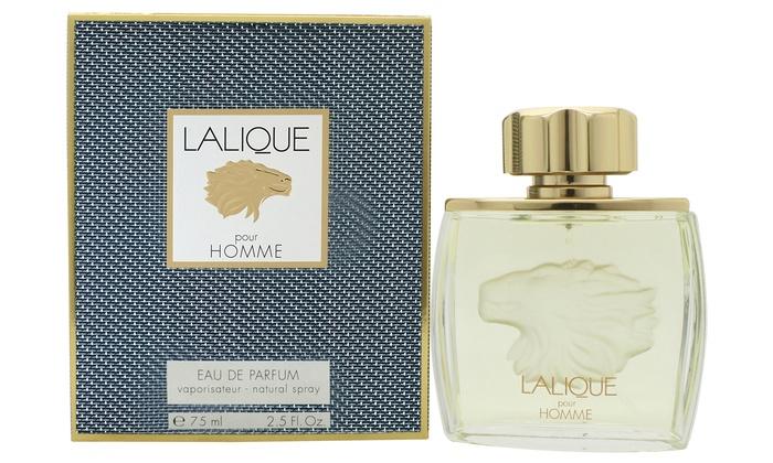 Parfum De Lion Lalique Eau 75ml Homme Pour SLqzGjVpUM
