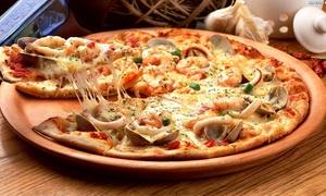 Pizzeria PRL: 2 duże pizze za 19,99 zł i więcej opcji w Pizzerii PRL (do -46%)