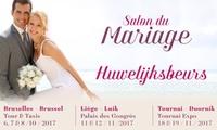 2 entrées pour le Salon du Mariage 2017 à Bruxelles, Liège ou Tournai à 7,99 €