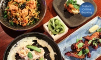$30 Food Voucher and Two Cocktails for Minimum Two People at Tokeyo (Up to $30 Value)