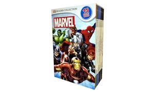 Marvel DK Reader Collection