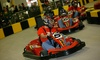 Up to 50% Off Go-Karting at Pole Position Raceway - Des Moines