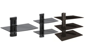 Emerald Wall-Mounted Shelving System
